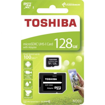 Toshiba 128Go
