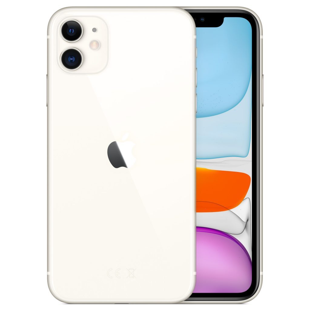 Apple iPhone 11 couleur blanc